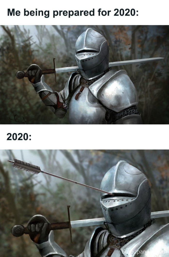 being prepared for the year 2020
