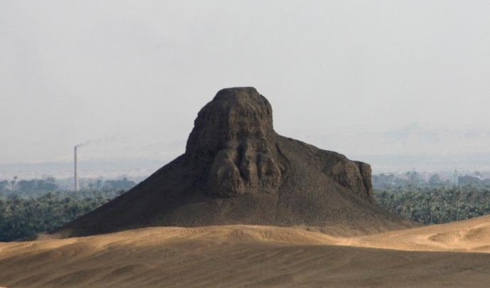 soi-disant Black Pyramid was