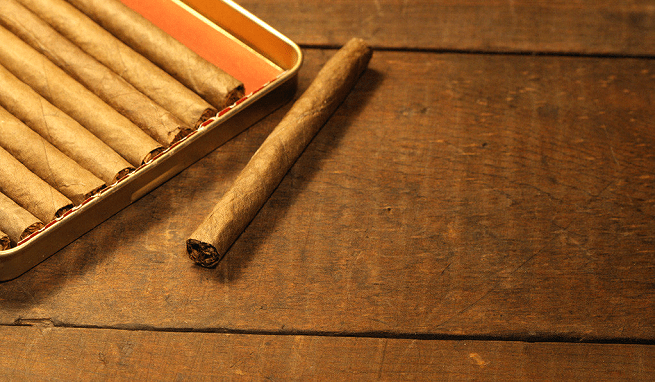 Humidor in maintaining the cigars quality