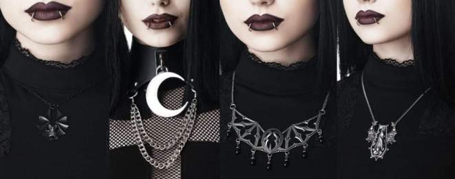 Styles of Gothic Jewellery