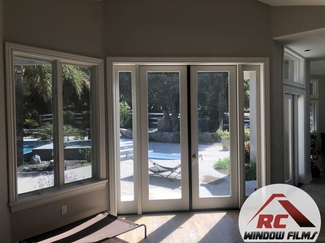 Tint for Sliding Glass Door