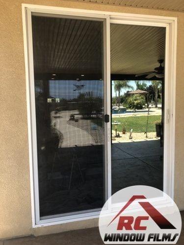 Tint for Sliding Glass Door