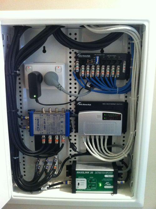 small resolution of home technology wiring for dummy