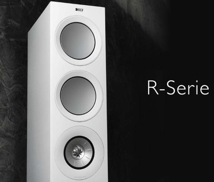 KEF R-Serie