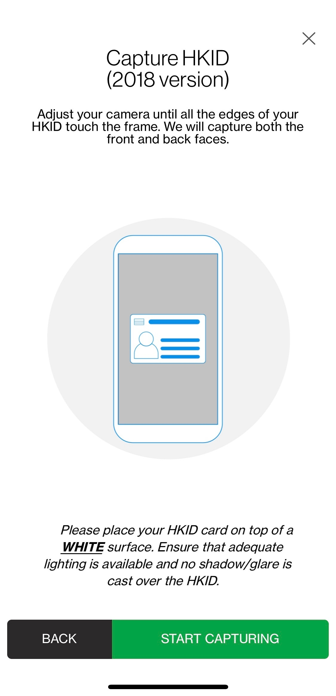 Mobile Account Opening – Standard Chartered HK