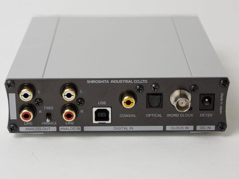 [拡大畫像]【レビュー】超小型コンポで最新USB DAC/真空管どちら ...