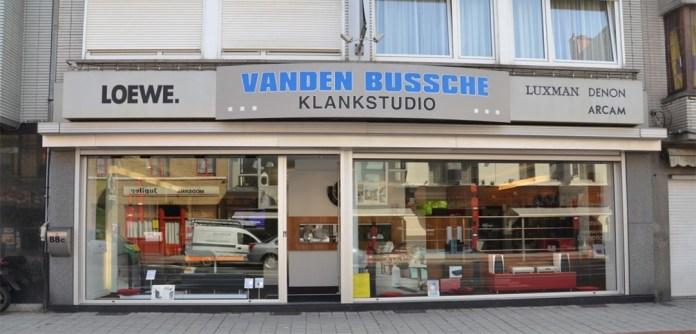 Klank & Beeldstudio Vanden Bussche Oostende Openingsuren