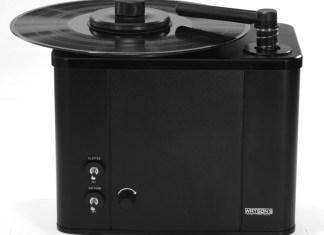 Watson Record Cleaning Machine platenwasser