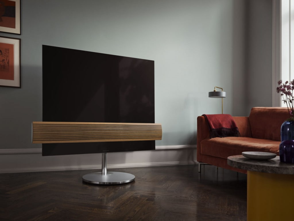 BeoVision Eclipse Wood Edition