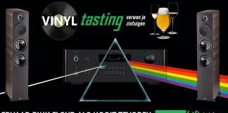 vinyl-evenement met Pink Floyd, Rotel en de nieuwe Paradigm Premier Series luidsprekers bij HOBO hifi