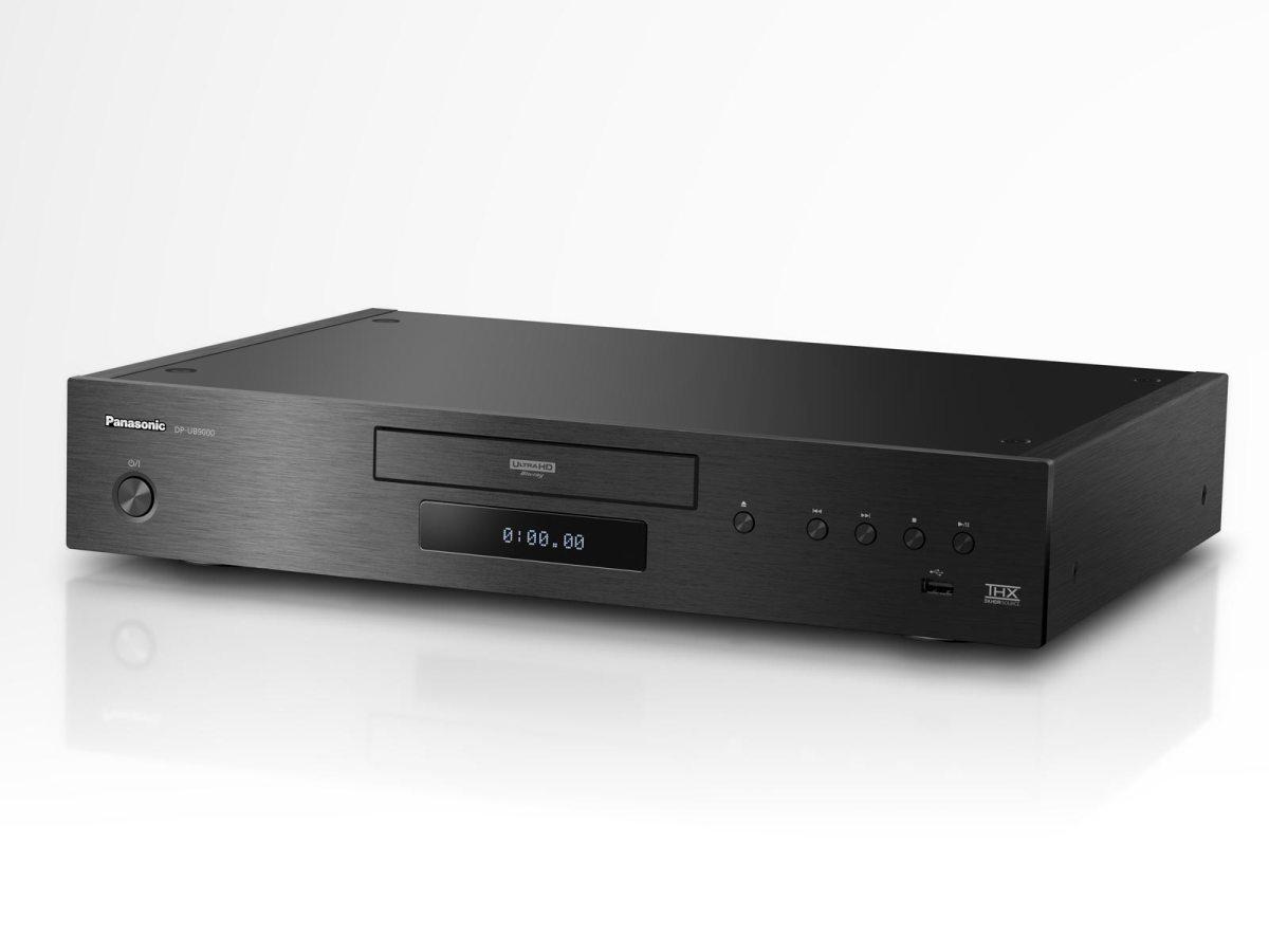 Review Panasonic DP-UB9000: Volwassen 4K UHD Blu-ray-speler