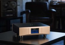 Merill Audio Master Tape Head Preamplifier