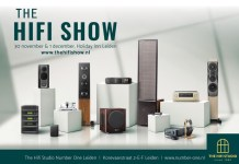The HiFi show Leiden 2019
