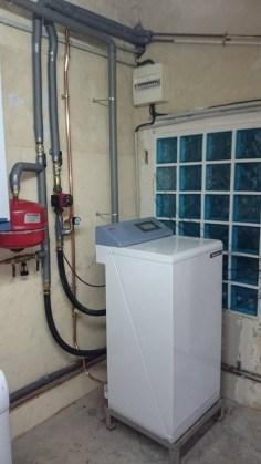 chaudière gaz à condensation auer pulsatoire