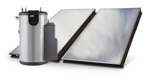 DS matic solaire pour l'eau chaude