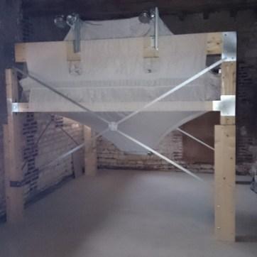 silo 7 t à granulé