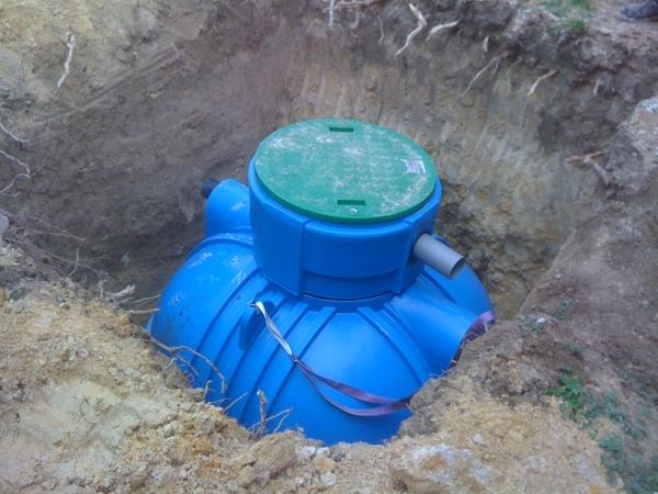 réserve d'eau de pluie