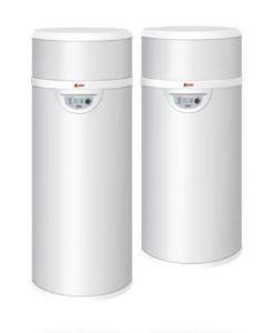 EDEL EAU : Chauffe-eau thermodynamique sur boucle d'eau( PC) de 100 à 270 L  COP>6 RT  2012 (TITRE V RT 2012)