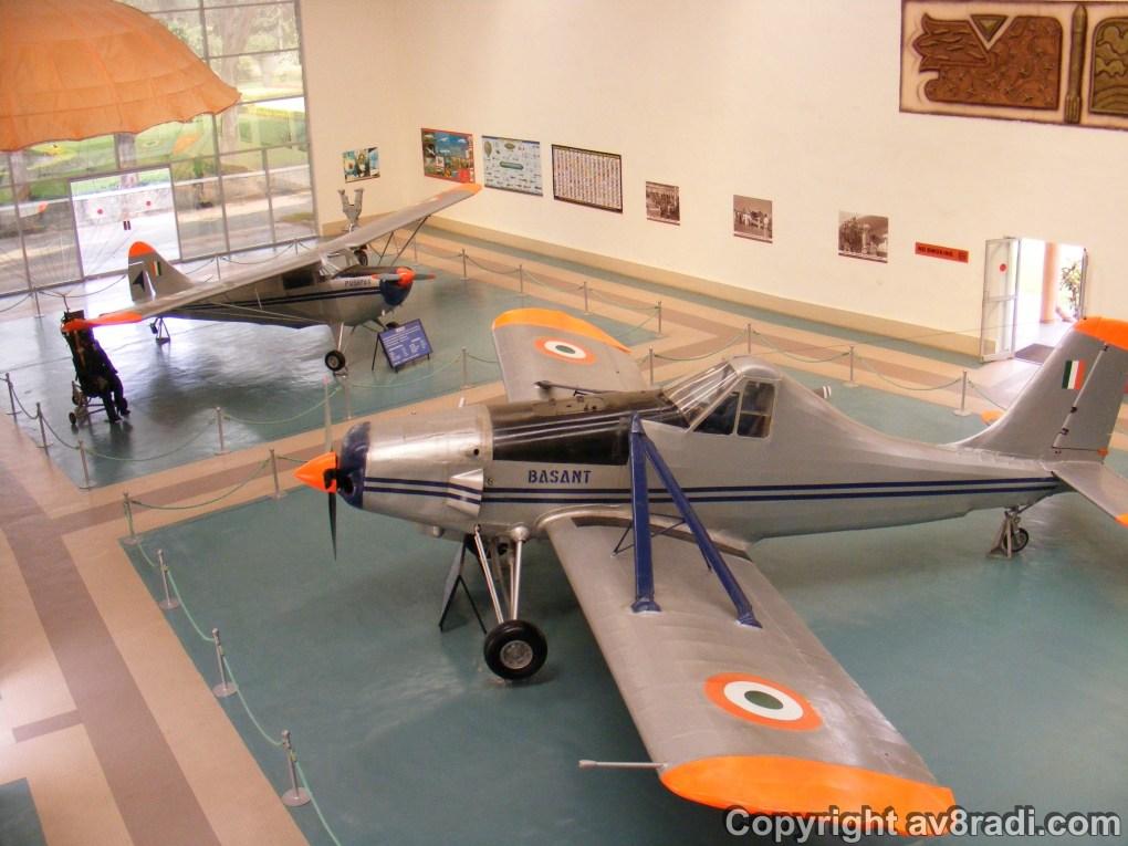 Overview of the indoor display