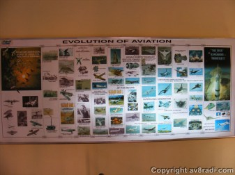 Evolution of aviation