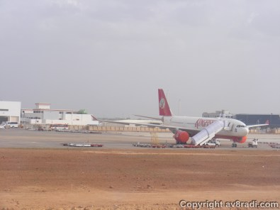 Another view of the new A330