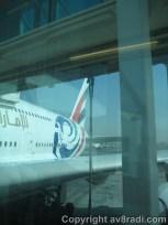 EK Airbus A380-800 A6-EDN