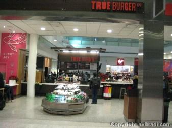 Had dinner at True Burger Co.