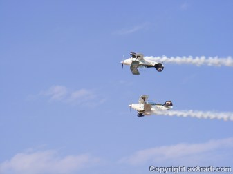 Both the Pitts airplane