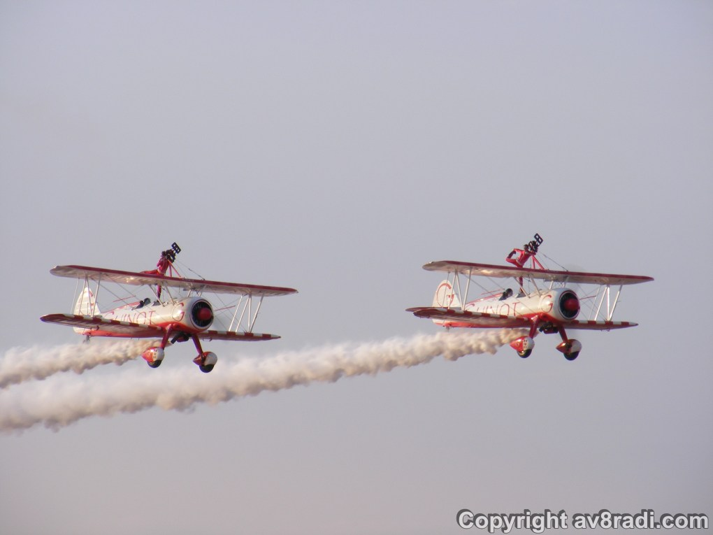 A final fly-by