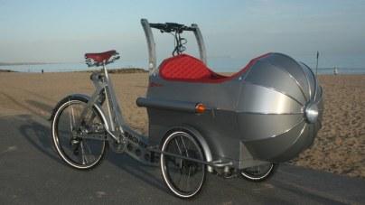 Zeppelin bicycle 1