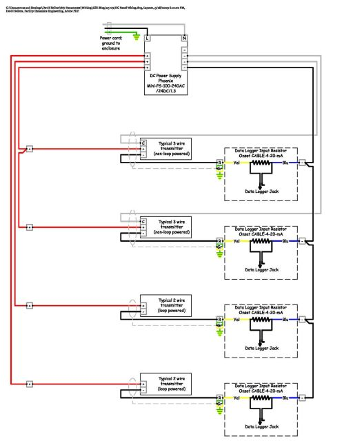 small resolution of 4 wire transmitter wiring diagram
