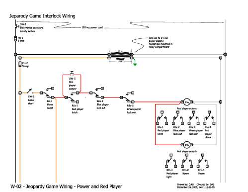 small resolution of relay wiring diagram with buzzer