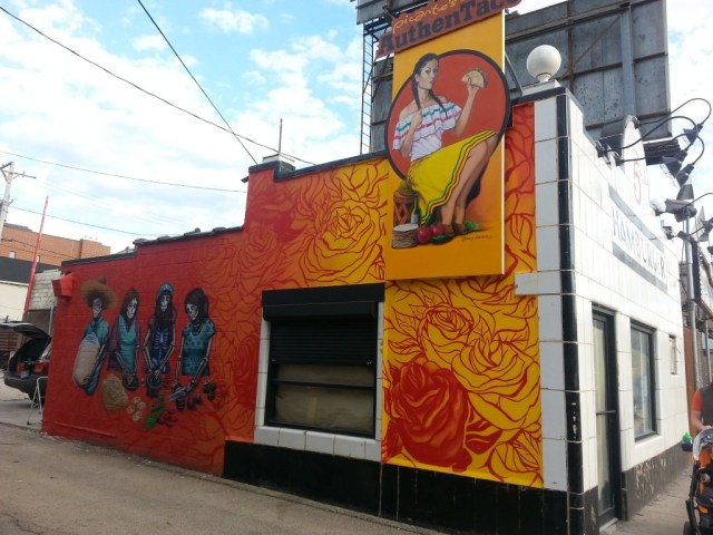 Authentaco-Restaurant-WickerParkChicago-CustomDesignMural-01
