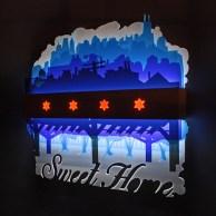 ChicagoFlagLightbox-WoodAcrylic-CustomDesignBuild-Installation-04