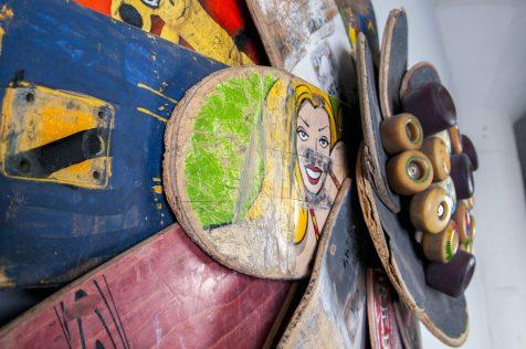 SubAmericana-IamBlossomed-02-SkateboardSpraypaintSculpture