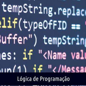 Competências Transversais – Lógica de Programação