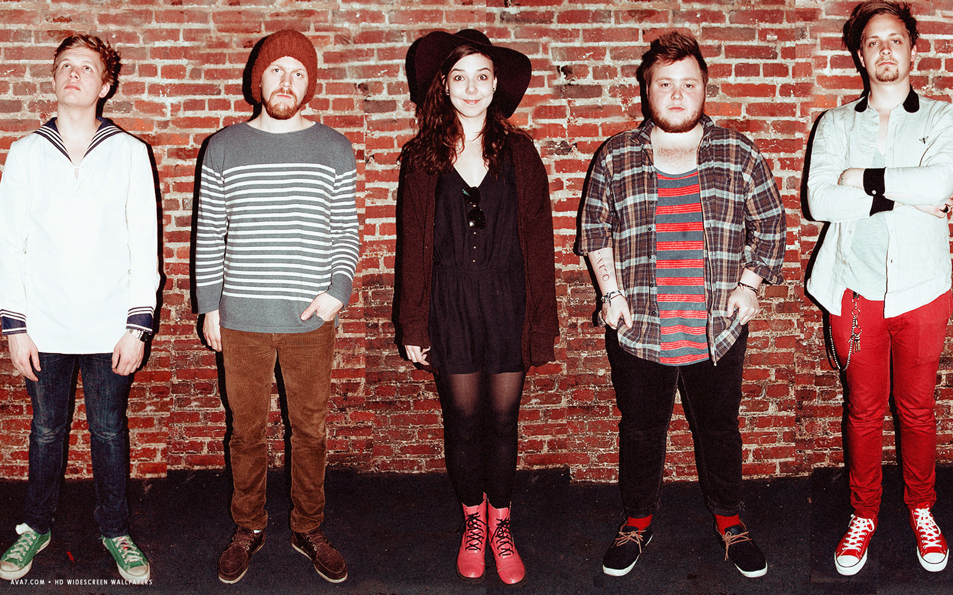 All Type 3d Wallpapers Of Monsters And Men Music Band Group Hd Widescreen