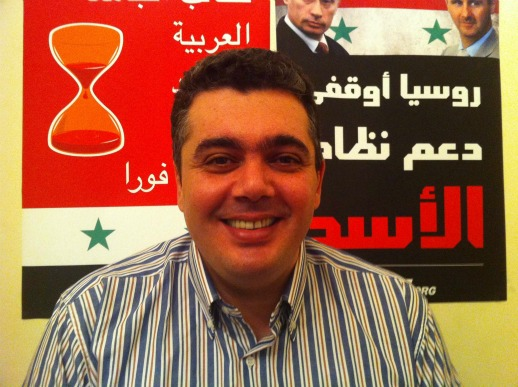 ON THE FRONT-LINE OF THE ARAB SPRING