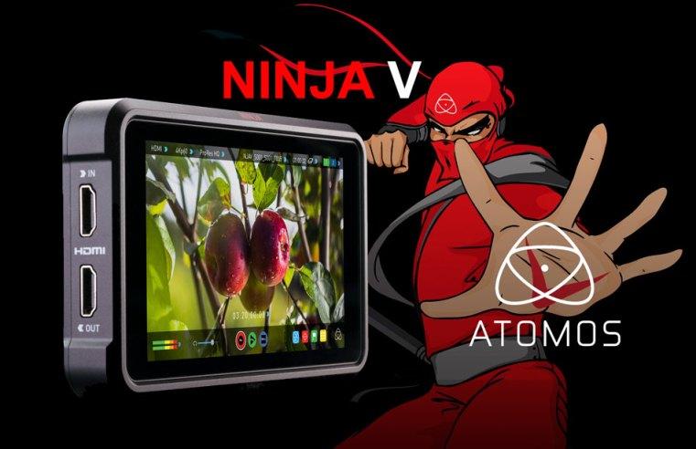 Atomos Ninja V, el monitor/grabador perfecto