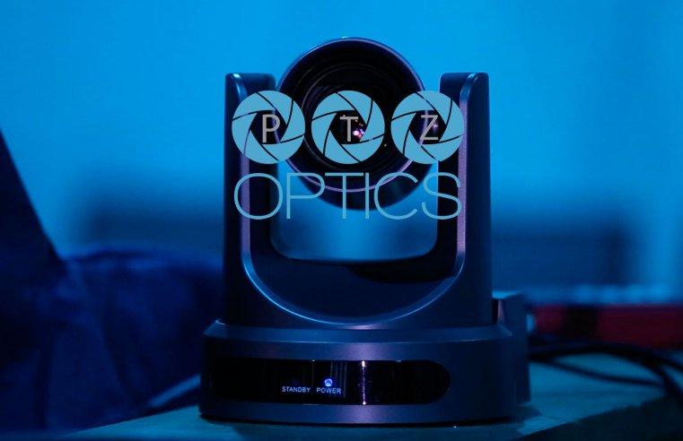 PTZOptics, cámaras PTZ profesionales
