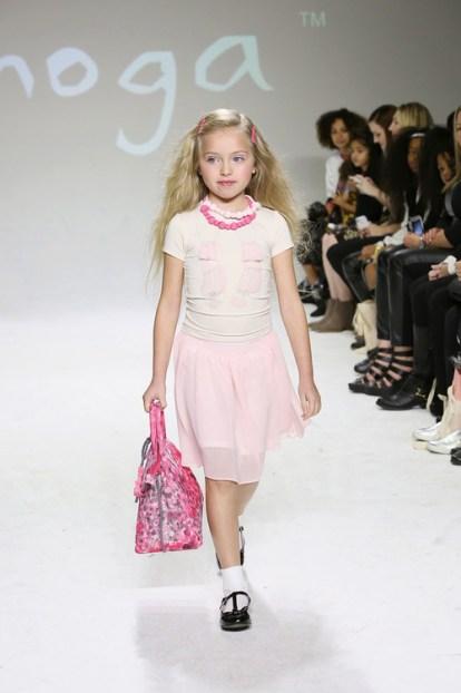 petitePARADE / Kids Fashion Week, NYC October 2014 - Day 1