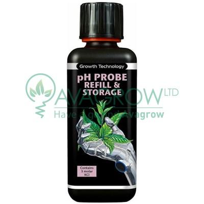 PH Probe Refil And Storage