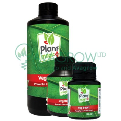 Plant Magic Veg Boost Family