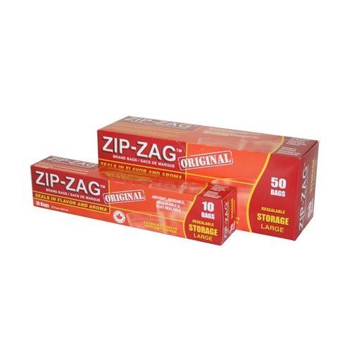 Zip Zag Bags