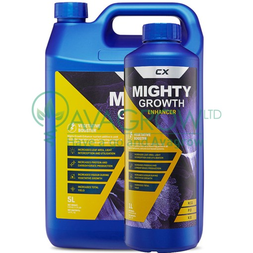 CX Mighty Growth Enhancer Family