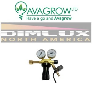 Dimlux Co2 Regulator
