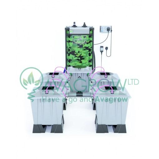 Alien Aero Pro Silver Series