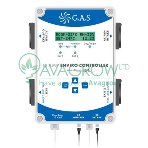 GAS Enviro Controller V2
