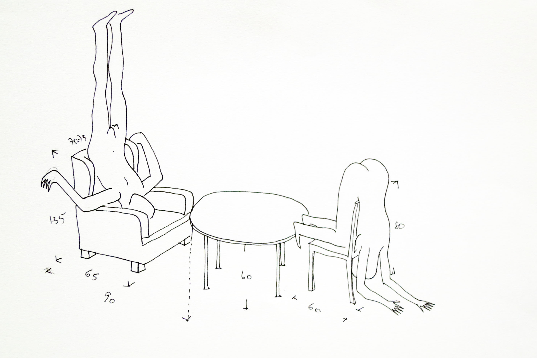 sofa table dimensions