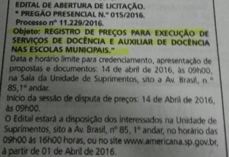LicitaServiçosEdu